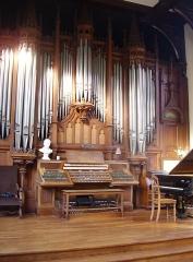 Maison de Marcel Dupré - English: Organ of Marcel Dupré, in his house in Meudon