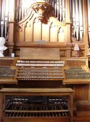 Maison de Marcel Dupré - English: The organ of Marcel Dupré, in his house in Meudon