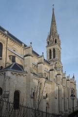 Eglise du Centre ou Saint-Clodoald - Deutsch: Katholische Pfarrkirche Saint-Clodoald in Saint-Cloud im Département Hauts-de-Seine (Île-de-France/Frankreich),