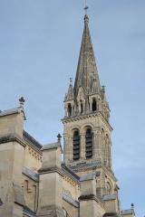 Eglise du Centre ou Saint-Clodoald - Deutsch: Katholische Pfarrkirche Saint-Clodoald in Saint-Cloud im Département Hauts-de-Seine (Île-de-France/Frankreich), Glockenturm