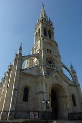 Eglise du Centre ou Saint-Clodoald - Deutsch:   katholische Pfarrkirche Saint-Clodoald in Saint-Cloud