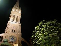 Eglise du Centre ou Saint-Clodoald - Français:   Église Saint-Clodoald de Saint-Cloud