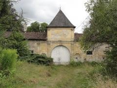 Château de Ville-sur-Saulx - Français:   Ville-sur-Sault (Meuse) château, entrée du domaine