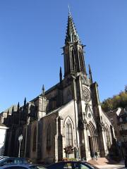 Eglise Saint-Amé - Français:   Plombières-les-Bains, Vosges, FRANCE