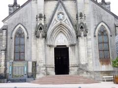 Eglise Saint-Amé - Français:   Église Saint-Amé, Plombières-les-Bains (Vosges, Lorraine, France)