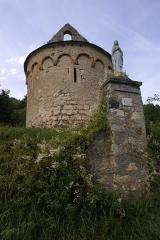Chapelle d'Aulignac - Français:   Chapelle d\'Aulignac - Borde-sur-Lez (Ariège, France).