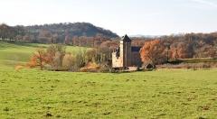 Château du Colombier - English: Castle of Colombier, Salles-la-Source, France