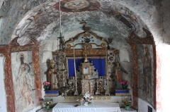 Eglise Saint-Geniès de Benque-Dessous - Français:   Benque-Dessous - Eglise Saint-Geniès