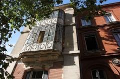 Hôtel de Pins et hôtel Antonin -  Hôtel de Jean de Pins