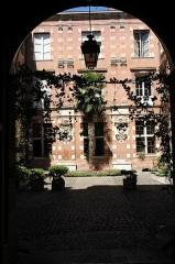 Hôtel Thomas ou Thomas de Montval - Français:   Hôtel Thomas de Montval / Toulouse