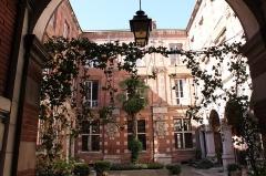 Hôtel Thomas ou Thomas de Montval - Français:   Hôtel Thomas de Montval, Toulouse, France