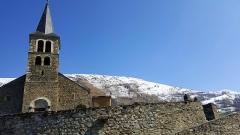 Eglise Notre-Dame de l'Assomption -  Clocher d'Azet