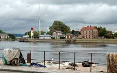 Avant-port - English: Honfleur Harbour, France