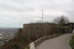 Batterie d'artillerie du Roule - Français:   Fort du Roule, Cherbourg, Manche