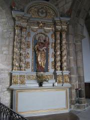 Eglise Saint-Médard - Français:   Dragey-Ronthon, Manche