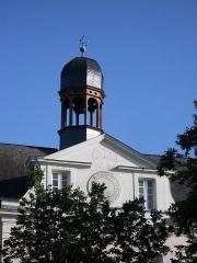 Lycée Victor-Hugo - Français:   lycée Victor-Hugo Campanile du Bâtiment de l\'horloge