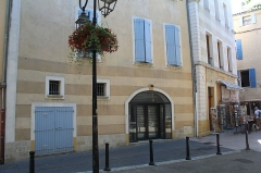 Hôtel Isaac-Bourdin - Français:   Hôtel Isaac-Bourdin, Manosque.