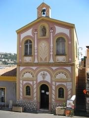 Chapelle Saint-Pierre -  Capella di San Pietro a Villafranca sul Mare in Costa Azzurra