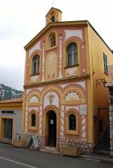 Chapelle Saint-Pierre - Español: Chapelle St. Pierre en Villefranche-sur-Mer
