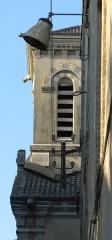 Usine de chaux - cimenterie Lafarge, chapelle Saint-Victor de la cité Blanche - Français:   Chapelle d\'une citée ouvrière en Ardèche dite citée blanche (fabrication de ciment à partir de calcaire.