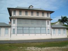 Place de l'Esplanade, dite place des Palmistes -  Direction des ressources humaines du Conseil général