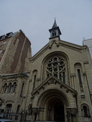 Eglise luthérienne de Bon-Secours -  Paris 11