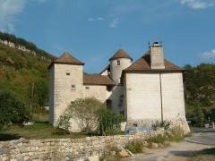 Manoir de La Forest -  Château de Rossillon (Rossillon, Ain, France)