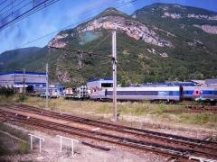 Gare -  SME réalise des travaux de démolition de wagons, de locomotives, de voies ferrées et de rails. C'est dur pour les amateurs de trains!