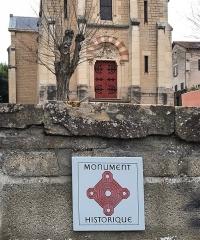 Eglise Sainte-Euphémie - French Wikimedian, software engineer, science writer, sportswriter, correspondent and radio personality