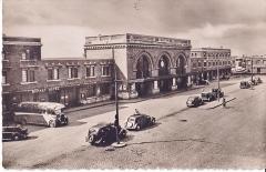 Gare - Français:   Carte postale ancienne éditée par Glatigny : SAINT-QUENTIN - la Gare