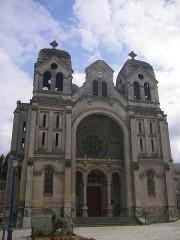 Eglise Sainte-Eugénie -  Soissons