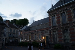 Hôtel Dieu - Français:   Lors de la Nuit européenne des musées de 2015 à Châlons-Thierry. musée Hôtel Dieu de Château-Thierry.