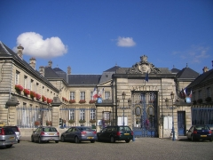 Hôtel de ville -  Soissons - Town hall