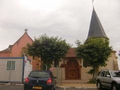 Eglise Saint-Georges -  Eglise de Chassenard XIIe et XIXe siècle