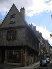 Maison de Jeanne d'Arc -  Moulins