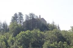 Prieuré et chapelle Saint-Pancrace - Français:   Chapelle Saint-Pancrace de Forcalquier.