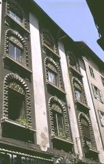 Maison des Têtes - Deutsch: Haus in Briancon
