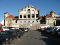 Ancienne gare du Sud - Nederlands: De achterkant van het oude station Gare du Sud in Nice