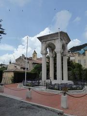 Monument aux morts de la guerre de 1914-1918 - English: Monument aux morts de Grasse