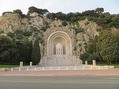 Monument aux morts de la guerre de 1914 - 1918 -  Monument aux Morts de Rauba-Capeu