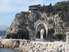 Monument aux morts de la guerre de 1914 - 1918 -  Nice