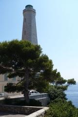 Phare du Cap Ferrat -  De vuurtoren van Cap Ferret
