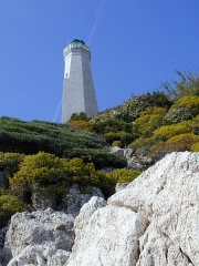 Phare du Cap Ferrat - English: Saint-Jean-Cap-Ferrat, Alpes-Maritimes, France