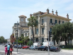 Lycée Masséna -  2 Avenue Félix Faure; Lycée Masséna; Nice, Provence-Alpes-Côte d'Azur, France