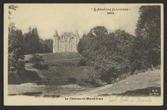 Château de Montivert - English: Châteaux Ardèche