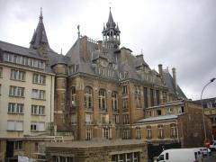 Château de la Basse-Touligny - Hôtel de ville de Mézières à Charleville-Mézières (Ardennes, France)