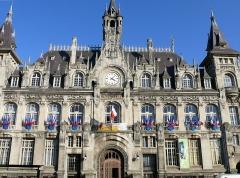 Château de la Basse-Touligny - Hôtel de ville de Mézières (Charleville-Mézières)