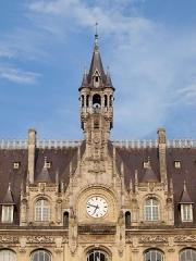 Château de la Basse-Touligny - Ancien hôtel de ville de Mézières (Ardennes, France)