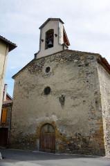 Chapelle Notre-Dame-de-Pitié, située au bourg - Français:   Façade ouest