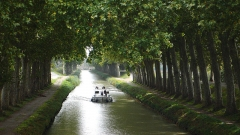 Canal du Midi -  Canal du Midi in southern France
